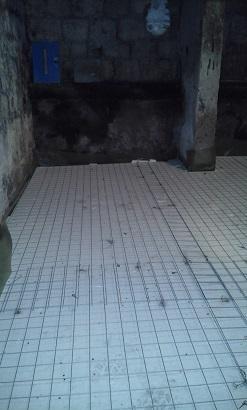 Polystyrène pour isoler le sol