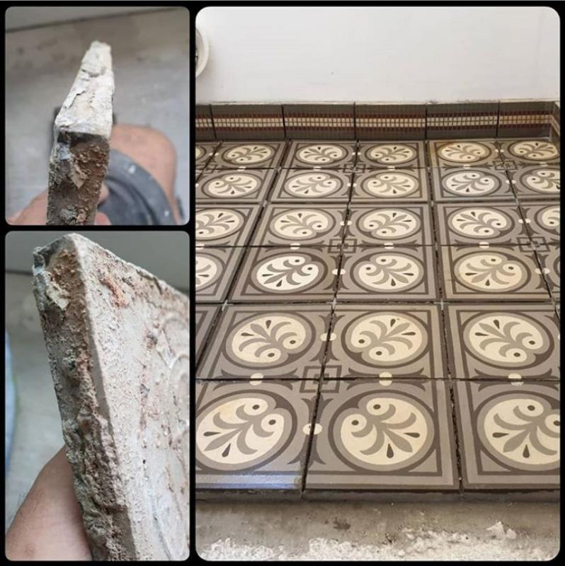 Carreaux de ciment carrelage paris 75