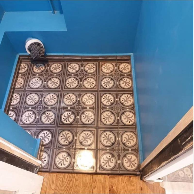Carreaux de ciment carrelage paris 75020