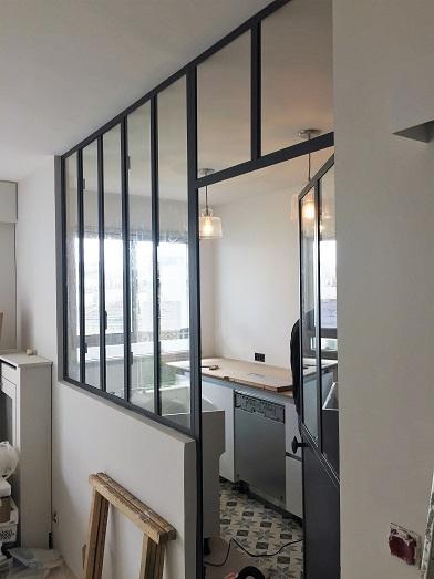 travaux r novation carrelage peinture lectricit menuiserie. Black Bedroom Furniture Sets. Home Design Ideas