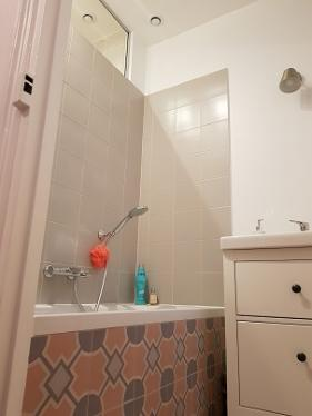 Creation d une salle de bains paris 15