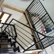 Escalier acier mery sur oise 95