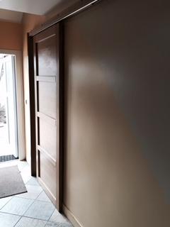 Porte coulissante en applique, Oise 60