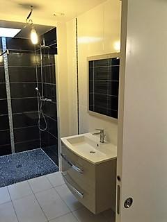 Nouvelle salle d'eau Gondreville (Oise 60)