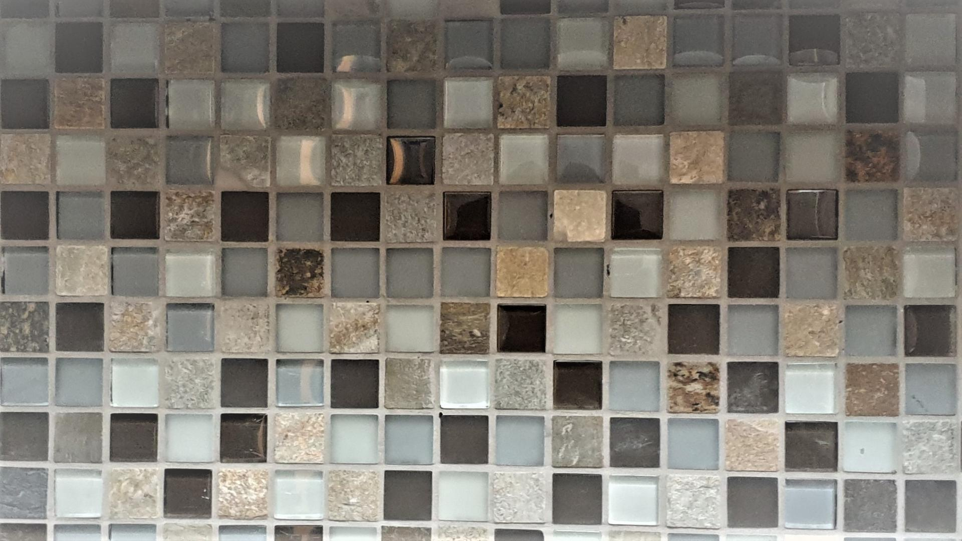 Mosaique verre
