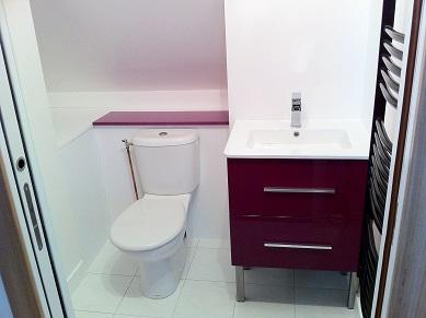 Nouveaux wc