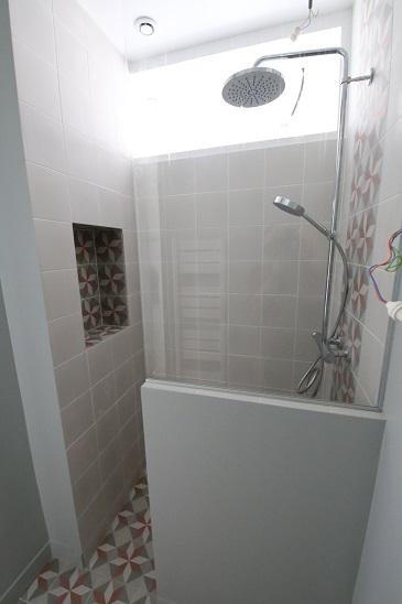 Une douche italienne paris